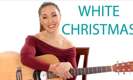White Christmas – Easy Guitar Tutorial for Beginners with Play Along