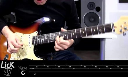 Andy's Lab – Daily Blues Licks #47 – Guitar Lesson
