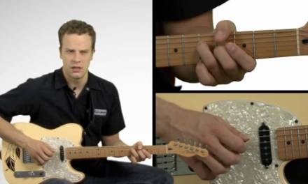 How To Recognize Guitar Chords – Guitar Lesson