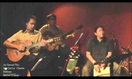 Az Samad Trio 04 My Girl Mezze Lounge