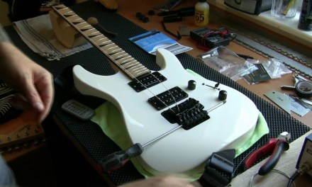 Jackson DK2M [Dinky] with Floyd Rose complete set-up 03