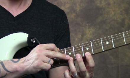 Learn to Bend Your Guitar Strings the RIGHT Way