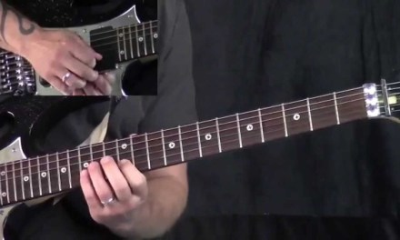 Easy Repetitive Guitar Licks Part 1 | Steve Stine | Guitar Zoom