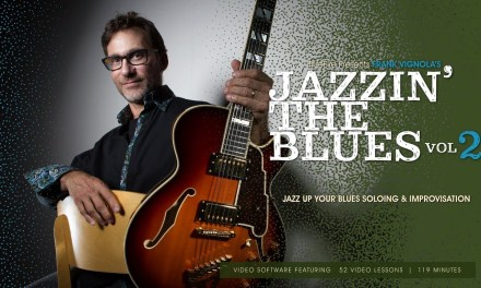 Jazzin' the Blues Vol. 2 – Intro – Frank Vignola