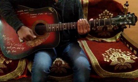 """Sun Le Zara"" Song of ""1921""/Easy Guitar Chords/Lesson/Tutorial/Teaser cover"