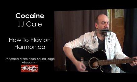 Cocaine – Harmonica Lesson