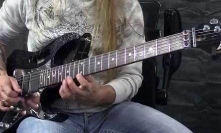 3 Lick Rock Guitar Solo – Easy! | Steve Stine | Guitar Zoom