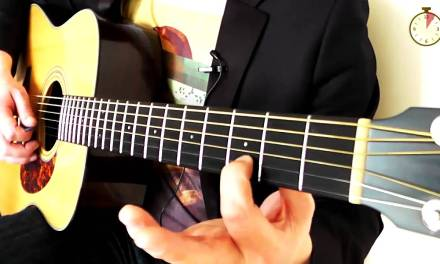 Easy Blues Guitar Song For Beginners – Quick Riff No. 7 – Got The Blues
