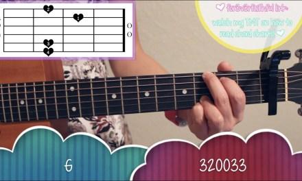 """""""Perfect"""" – Ed Sheeran EASY Guitar Tutorial/Chords"""