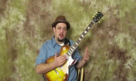 How to expand your fretboard knowledge ( 5 Pentatonic scale shapes)