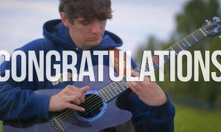Congratulations – Post Malone – Fingerstyle Guitar Cover