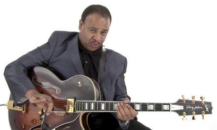 Jazz Guitar Lesson – Swing Blues Breakdown – Henry Johnson