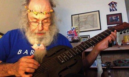 Guitar Lesson. Slide Guitar. Fingerpicking. Blues lesson. Open D Lesson. Troubled about My Soul!