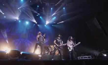 DragonForce – Black Winter Night (Live)  from 'In the Line of Fire' 2015