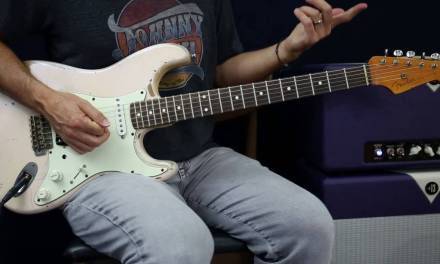 Pink Floyd – Shine On You Crazy Diamond – Guitar Lesson – Part 3 – Solo