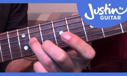 Thinking Out Loud [LEAD SOLO] – Ed Sheeran – Guitar Lesson (ST-339)