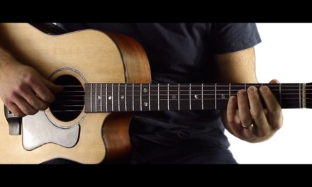 12 Bar Acoustic Blues with Riffs – Full Guitar Lesson