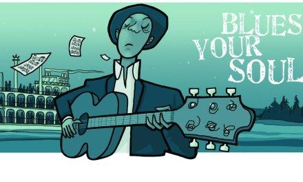 Fingerstyle Blues Lesson – Lick#9