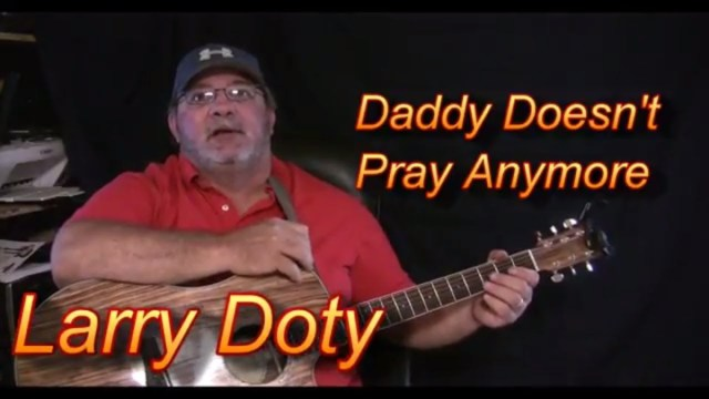 How to Play – Daddy Doesn\'t Pray Anymore – By Chris Stapleton ...