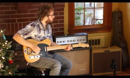 An Ocean In Between The Waves by The War On Drugs – Adam Granduciel Guitar Lesson