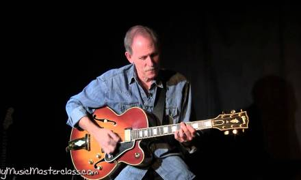 Bruce Forman – Solo Guitar Masterclass