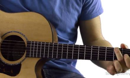 Drink a Beer – Guitar Lesson and Tutorial – Luke Bryan
