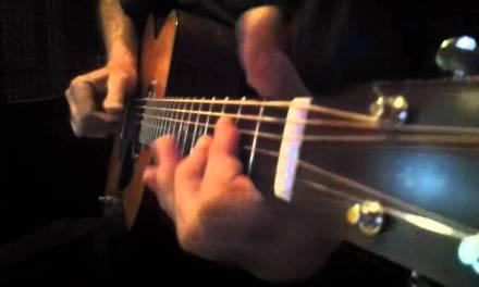 Hideaway –  guitar lesson