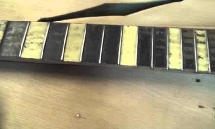 mystery guitar restore update 1