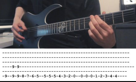 Muse – Thought Contagion – Guitar Lesson