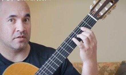 Vaghe Belleze | Renaissance Classical Guitar Lesson#1 (of 2) | NBN Guitar