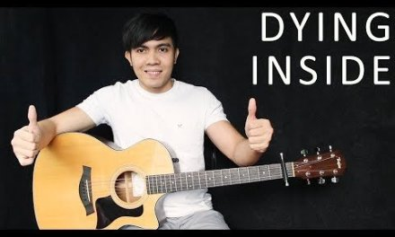 Dying Inside – Darren Espanto – Timmy Thomas (fingerstyle guitar cover + free tab)