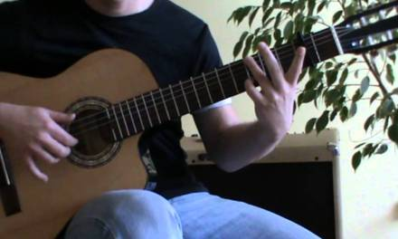 Fast Car acoustic guitar cover with TAB – acoustic guitar lesson