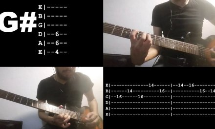 Nobody Can Save me Linkin Park Cover Tutorial Chords Guitar Tab