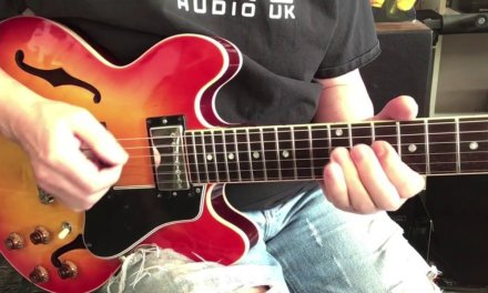 Blues Guitar Lesson Promo