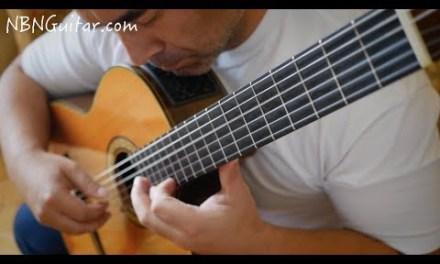 Isabel Vals | Francisco Tarrega & Johann Strauss II | NBN Guitar