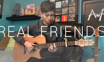 Camila Cabello – Real Friends – Cover (Fingerstyle Guitar)