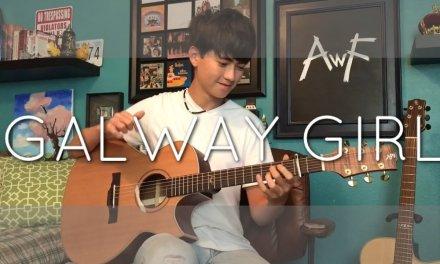 Ed Sheeran – Galway Girl – Cover  (Fingerstyle Guitar)