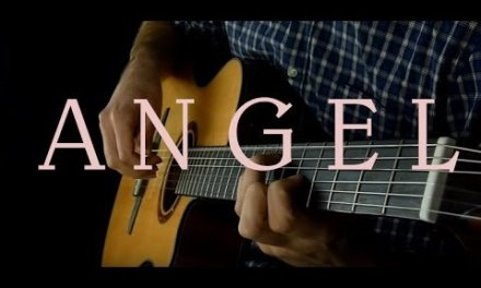 Massive Attack – Angel – Fingerstyle Guitar (Acoustic Cover) + TABS