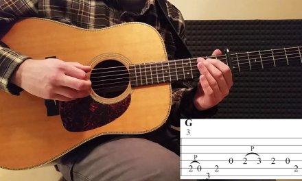 Jimmy Brown the Newsboy – Beginner Guitar Lesson