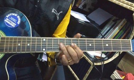Tere Jaisa Yaar Kahan – Guitar Lesson