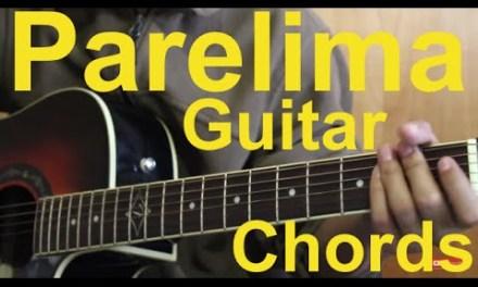 Parelima  – 1974 A D  guitar chords | lesson
