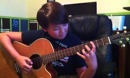 Pretty Little Liars Theme Song – Fingerstyle acoustic guitar