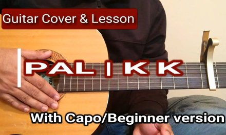 Pal | KK | Guitar Chords Lesson & Cover | With Capo