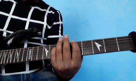 The shadows nepal saayad guitar lesson