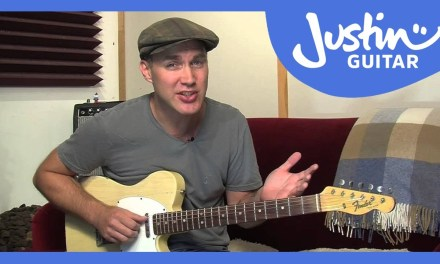 How to Tune Your Guitar To Open G Tuning – Guitar Lesson [ES-031]