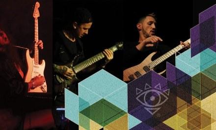 Yngwie Malmsteen, Jason Richardson & Angel Vivaldi @ Multiforo Tlalpan, CDMX 2018