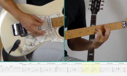 Def Leppard – Love Bites (Guitar Tutorial)