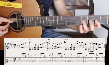 The Easiest Blues on Acoustic Guitar | Beginner Friendly