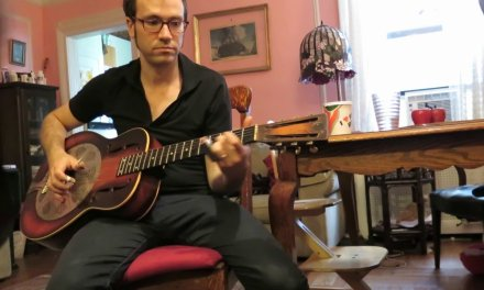 How To Play Blues Slide Guitar In Open D Like Mississippi John Hurt. Guitar Lesson  In Open D!