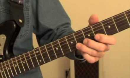 Average White Band – Pick Up The Pieces – Guitar Lesson
